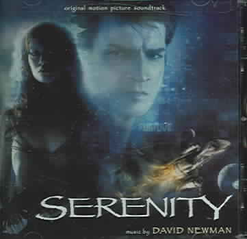 SERENITY (OST) BY NEWMAN,DAVID (CD)