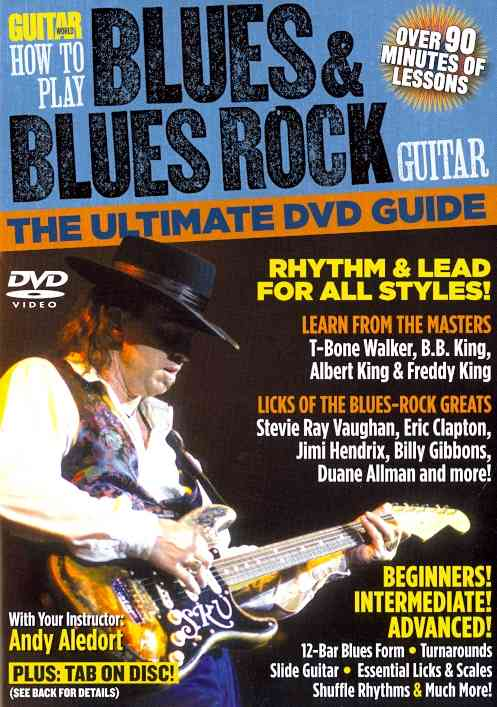GUITAR WORLD:HOW TO PLAY BLUES & BLUE BY GUITAR WORLD (DVD)