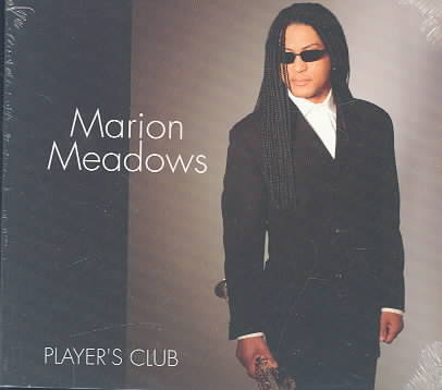 PLAYER'S CLUB BY MEADOWS,MARION (CD)